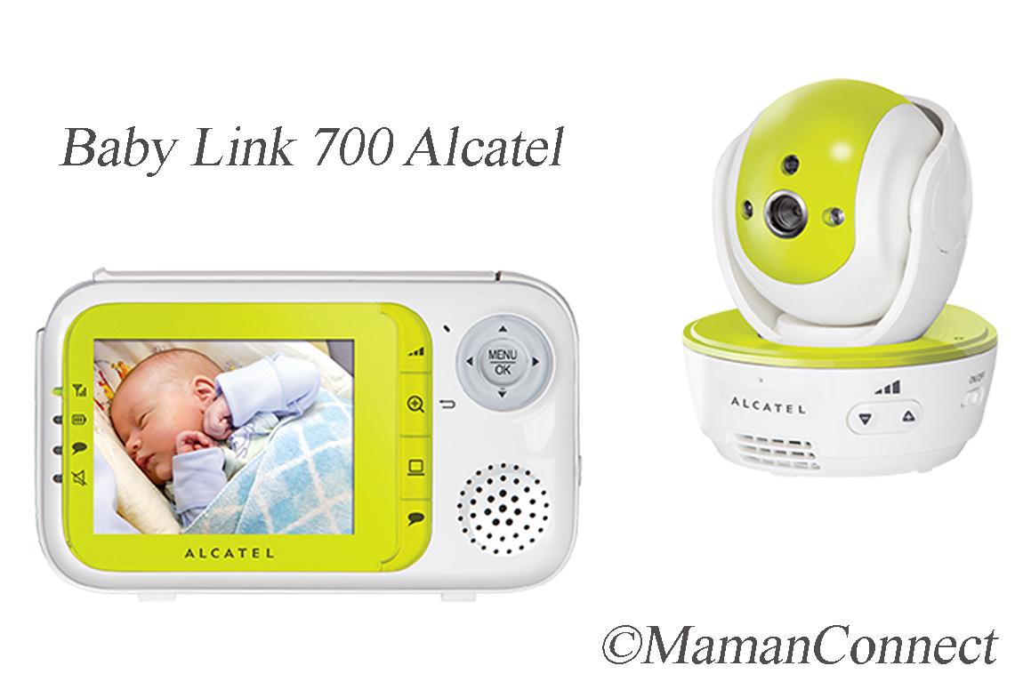 caméra Baby Link 700 Alcatel