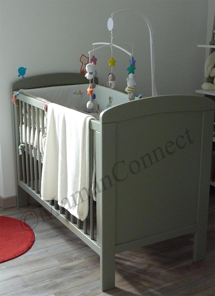 Comment choisir le lit de b b maman connect - Comment orienter le lit de bebe ...