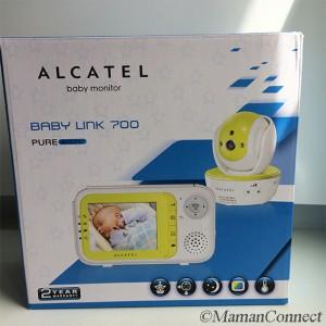 Packaging recto écoute bébé