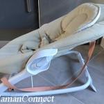 Transat bebe confort fixe