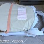 Transat bebe confort plié