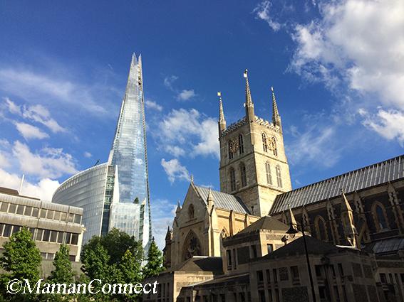 balade Southwark Cathedral