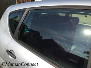 Film statique anti-uv Diono voiture intérieure