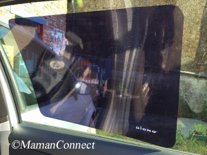 Film statique anti-uv Diono voiture interieure