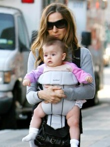 Sarah jessica parker babybj rn maman connect for Maman connect