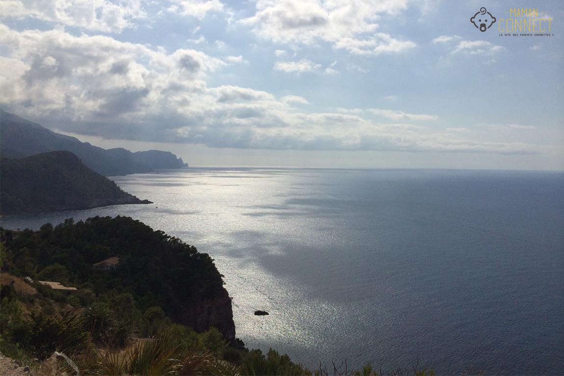 La côte de Majorque
