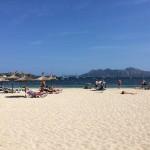 Majorque avec bébé: transport et hébergement