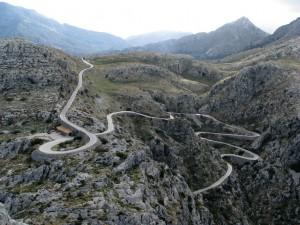 Route de sa Calobra