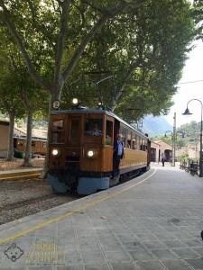 Train Soller Majorque