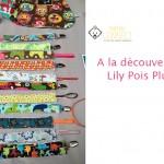 Lily Pois Plume: accessoires, textiles fait main