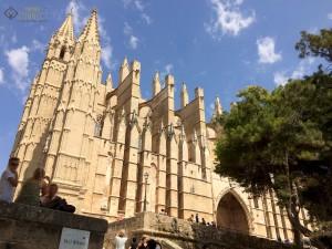 Cathédrale Palma de Majorque La Seu