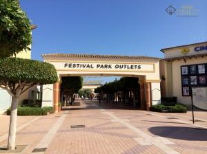 Festival Park Outlets Majorque shopping