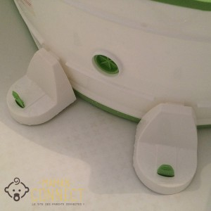 installation réducteur de baignoire BabyDam