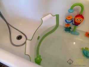 Réducteur baignoire BabyDam