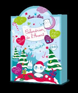 Calendrier de l'Avent Luc et Léa