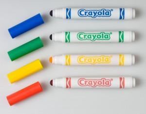 Feutre Crayola des 12 mois