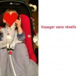 Sorties nocturnes avec bébé, vive la gigoteuse auto