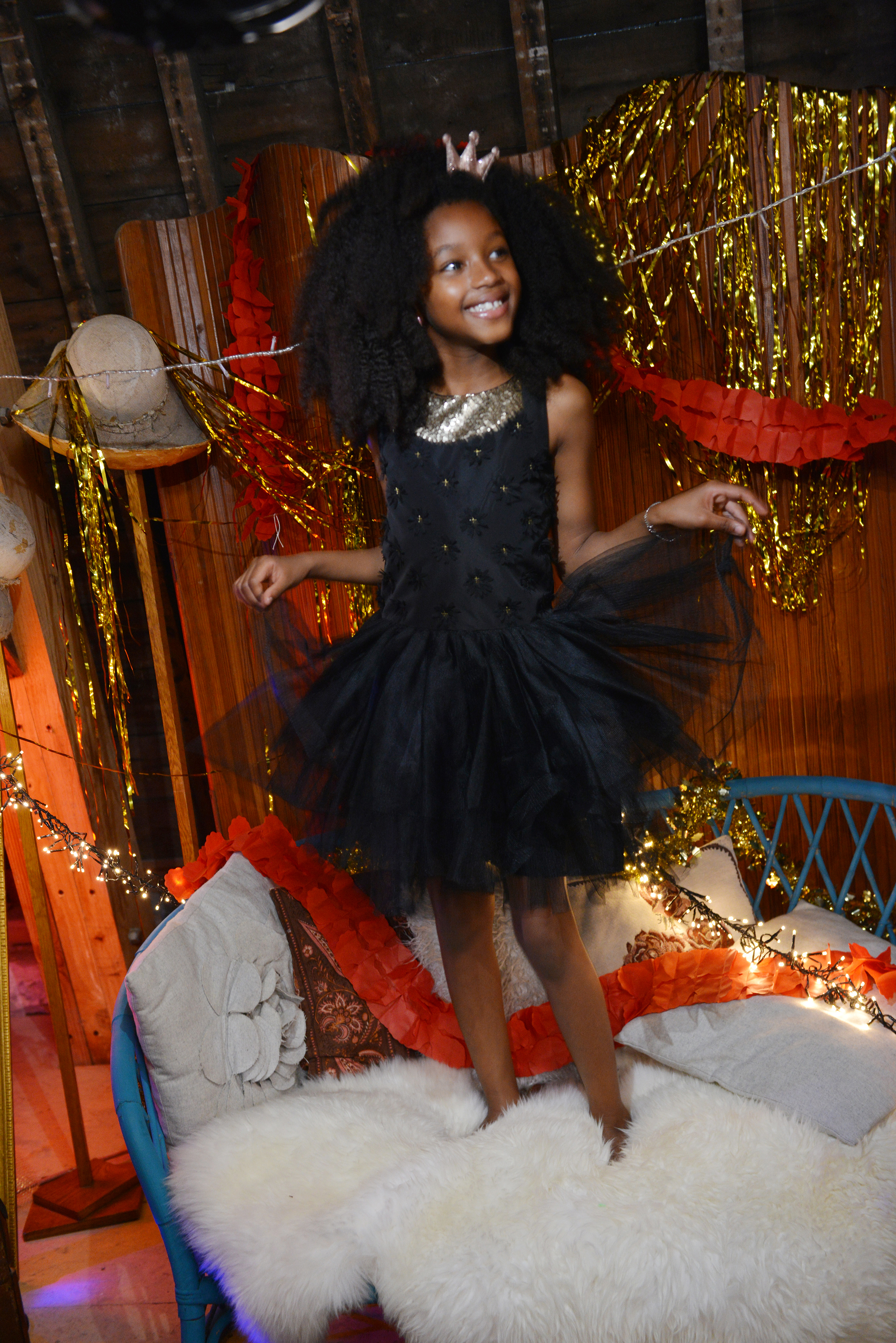 2e67d00aae2 Robe bébé fille iparty TAO Robe fille iparty TAO