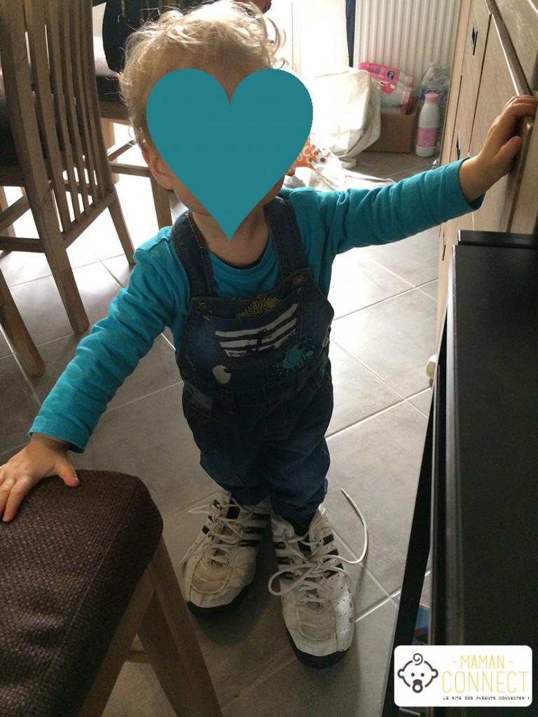chaussure papa