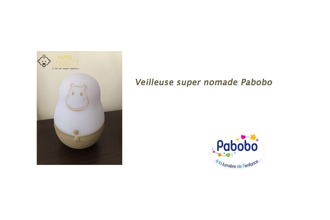 Veilleuse Super Nomade Pabobo