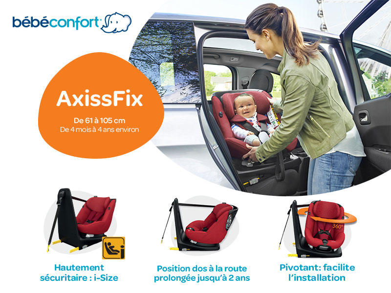 axissfix b b confort maman connect. Black Bedroom Furniture Sets. Home Design Ideas