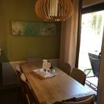 Salle à manger cottage premium Center Parcs Bois aux daims