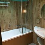 Salle de bain cottage premium Center Parcs Bois aux daims