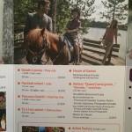 Tarifs activités Center Parcs le bois aux daims