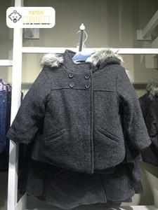 Manteau fille TAO