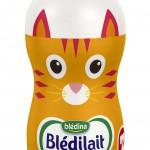 Bouteille Blédilait croissance chat