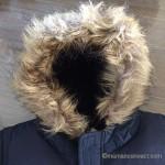 Capuche du manteau Himmy Tape à l'oeil