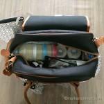 Contenu du sac à langer