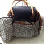 Style Bag Babymoov vue de dos