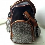 Style Bag Babymoov poche zippée