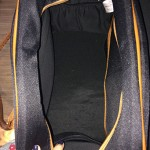 Vue intérieure Style Bag Babymoov