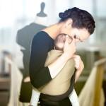 PESN JPMBB – Petite écharpe sans noeud