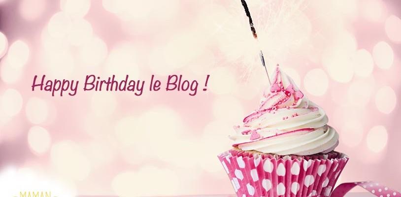 Le blog a 2 ans – Biberon Easy Start MAM