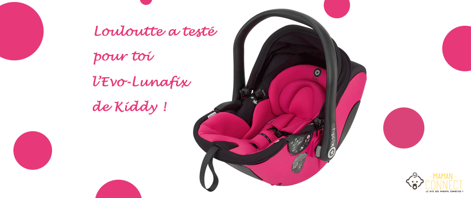 Evo-Lunafix Kiddy rose