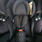 Réducteur nouveau-né siège auto Evo Lunafix Kiddy