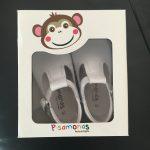 Chaussures bébé souples sandale Pisamonas