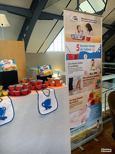 Laitages P'tits Ontueux Croissace Nestlé