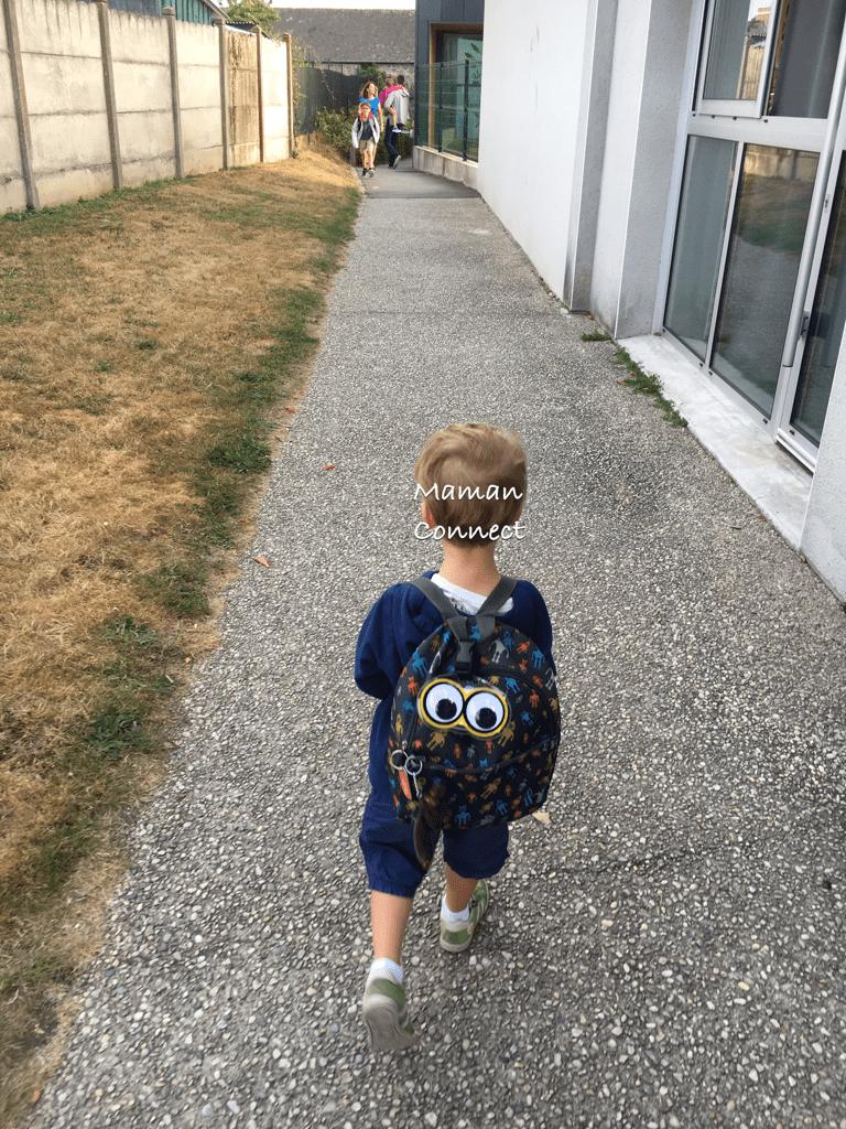 En route pour la rentrée des classes