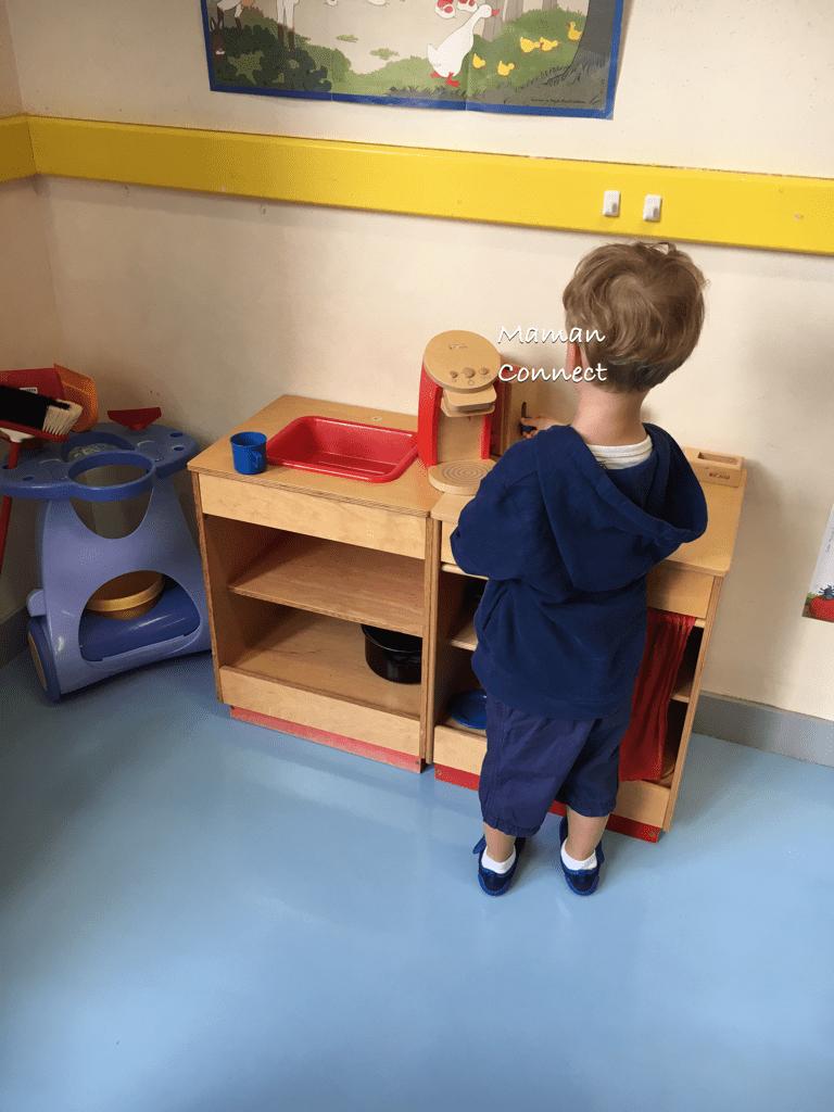 jeux classe petite section maternelle