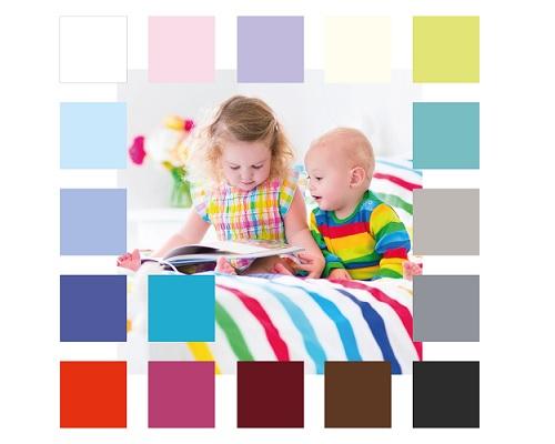 coloris alèse drap housse b sensible enfant bébé