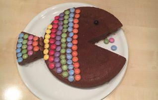 Gâteau poisson chocolat – recette poisson d'avril