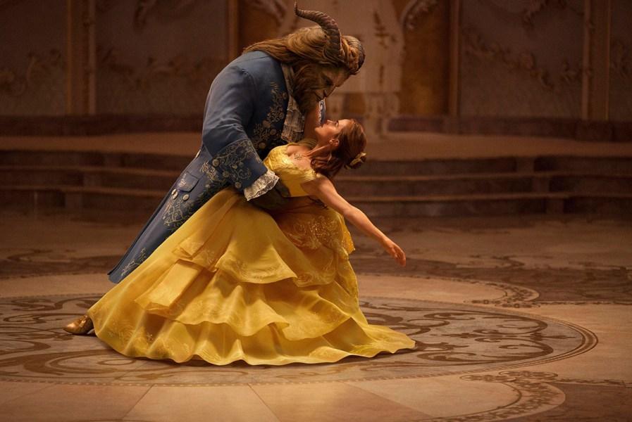 La Belle et la Bête - danse finale