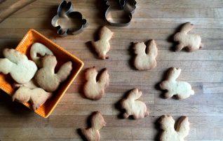 Biscuits sablés de Pâques – Recette facile avec les enfants
