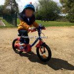 Quand son vélo nous mena aux urgences pédiatriques