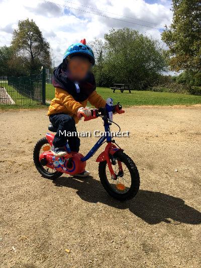 chute vélo urgences pédiatriques