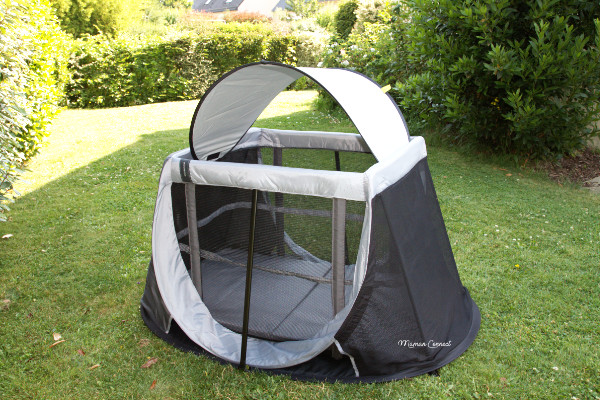 Lit pop up Aeromoov protection uv